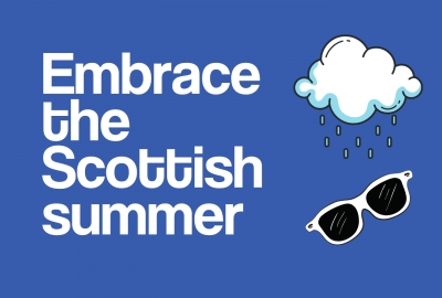 Image for Our top ten walking tips to embrace the Scottish summer